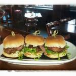 Sliders - The ultimate little burgers.