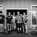 The boyz at Krank..Stevie Smith, Connor Fearon, Mark Wallace..Fox Head Racing