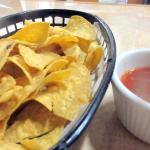 Chips with Very Good Salsa, Pica Fresh Mex, Salinas, Ca