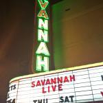 Savannah Live  in Savannah Georgia Foto