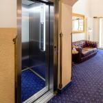 Aufzug Erdgeschoss