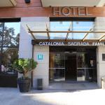 Hotel Catalonia Sagrada Familia Foto