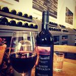 Lekkere rode wijn, eigen import
