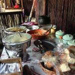 Mouthwatering buffet