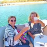 """Start einer """"feuchten"""" Bootstour nach Port Agde"""