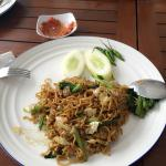 Love the mee goreng,