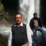 Kanchenjungha water falls