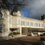 Nouveau design du chateau avec la nouvlle terrasse