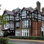 Alvaston Hall - Outside
