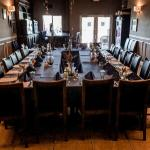 Private dining area available for any occasion.