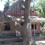 Famous Luckenbach Post Office