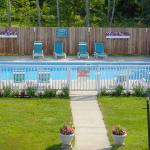 Outdoor Heated Pool Open Mid June thru Late September