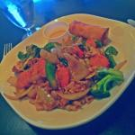 Lunch special ~ Drunken Noodles...