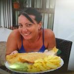 Fish and Chips / Pescado y papas fritas
