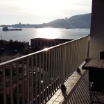 Vue du balcon/chambre