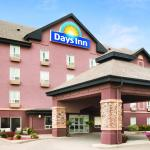 Welcome to the Days Inn - Calgary Airport