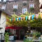 Weingut Caspari. Das denkmalgeschützte Haus mit den Ferienwohnungen