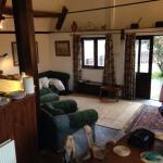 The Barn inside