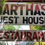 Φωτογραφία: Martha's Guesthouse restaurant