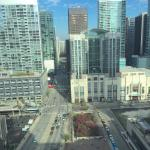 Window View - Sheraton Grand Chicago Photo