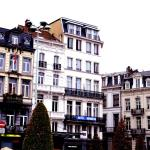 View of hotel mirabeau from the street!