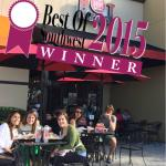Voted The Best Lunch Locale by SouthWest Bulletin
