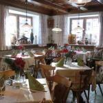 Restaurant, bayrische Küche