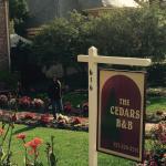 Foto de Cedars of Williamsburg Bed & Breakfast