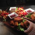 Sampling platters, our next sampling night is on Tuesday 1st December 6pm>9pm