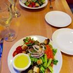 Try the Kitchen Sink Garden Salad
