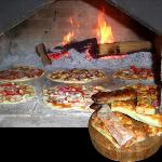 Pizza Kiln at Firestick Cafe