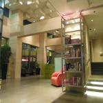 lobby (The Fleming, Hong Kong)