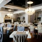 Зал ресторана Скоморохи