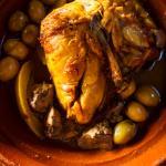 Chicken Tarjine