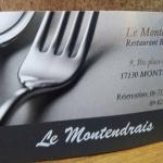 Pizzeria Le Montendrais