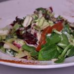 Salatteller Vorspeise
