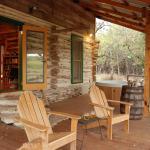 Cedar Cabin Deck