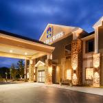 Photo de BEST WESTERN PLUS Victor Inn & Suites