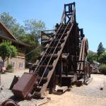 Equipment used for Mining, Mariposa Museum and History Centre