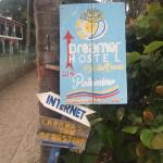 The Dreamer Hostel On The Beach Foto
