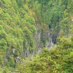Waterfall on Lombadas