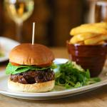 Our Wagyu Burger