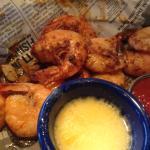 Steamed Peel and Eat Shrimp
