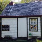 Maud Lewis Replica House