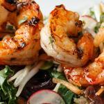 Notre salade de crevettes