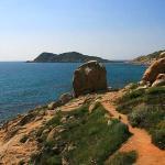 Sentier littoral Saint Tropez Cap Taillat