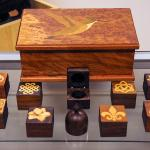 Marquetry Boxes by Jane Burke