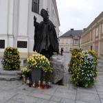 John Paul II Square in Wadowice