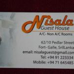 Photo de Nisala Guest House