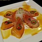 yellow tail with jalapeno